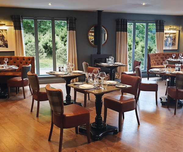 Cladach Mor Bistro Dinner Breaks at Loch Fyne Hotel & Spa