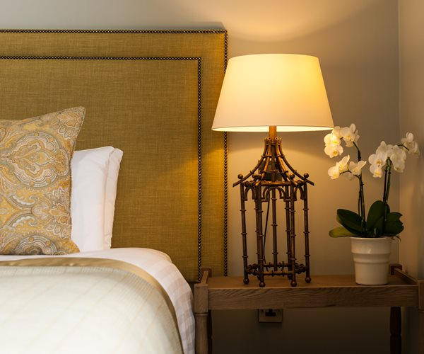 Bedroom Details at The Deeside Inn