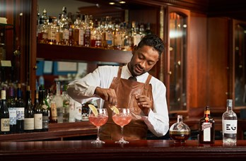 Bartender at Loch View Bar
