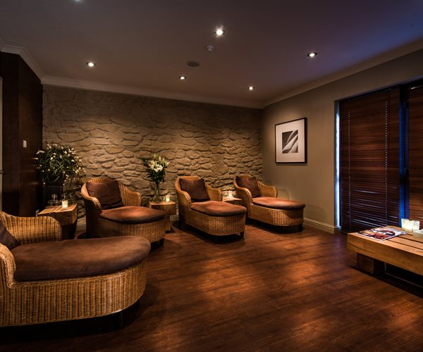 Loch Fyne Hotel & Spa Relaxation Room