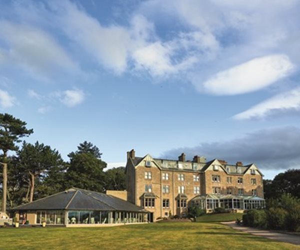 Golf View Spa Hotel & Accommodation in Nairn, Inverness