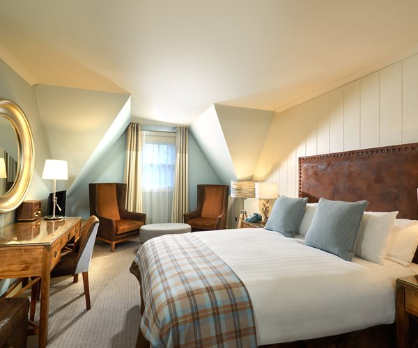 Deluxe Double Room at Loch Fyne Hotel & Spa