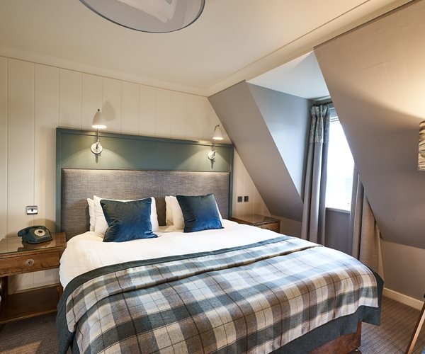 Classic Double Room at Oban Bay Hotel