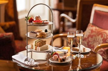 Afternoon Tea & Champagne at Thainstone House