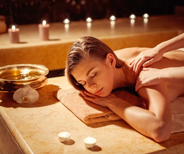 Candlelit Massage at Loch Fyne Hotel & Spa