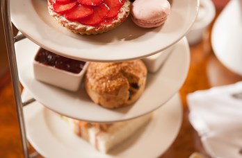 Afternoon Tea  Selection at Thainstone House