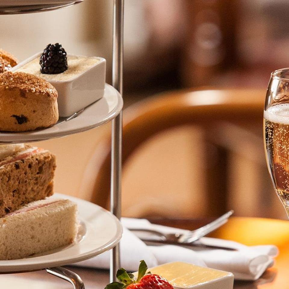 Thainstone House Afternoon Tea & Champagne